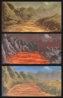 Environment: Color Exploration by CDrice