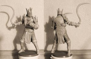 Knight Lautrec of Carim by GeekUndead