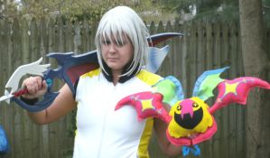 Cosplay Preview: KH3D Riku 1 by daggerhime