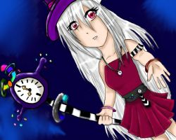 Clock Wizard by NeverGiveUp22