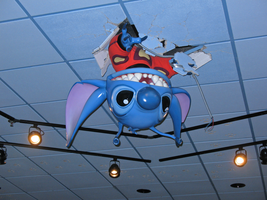 Stitch Wallpaper by WDWParksGal