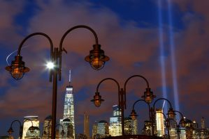 4    Tribute  9/11 by Doumanis
