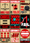 Equality Posters by bossboi