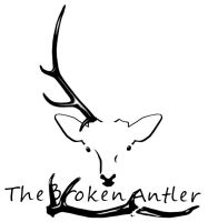 The Broken Antler by Blackfirehawk