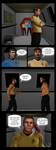 TOS-POL crossover comic by thefirstfleet