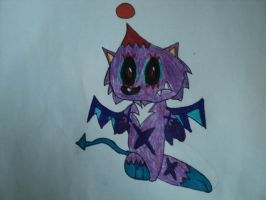Request: Darkness the Chao by Carnage-Kitsune
