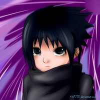 Sasuke Innocence by kivi1230