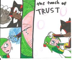 """The Touch of Trust..."" by cmara"