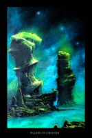 -----PILLARS OF CREATION------ by GeminiFire