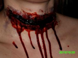 Special fx make-up by Ida-Louise91