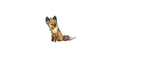 Winnie The Pooh Feather by Self-Eff4cing