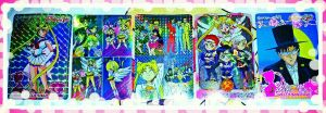 Sailor Moon Cards! by LadyAriessTemptra