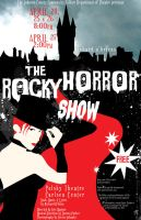the rocky horror show by frogheart