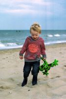 Walking the frog by TLO-Photography