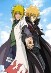 Giotto and Minato by Alasse-Tasartir
