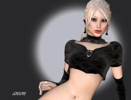 Black on White by anson7