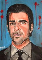 Zachary Quinto Heroes by Mazzi294