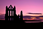 Whitby Abbey Sunset by Lumpling