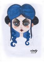 DOLL by Cindyvanellope