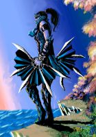 Kitana Wins by JohnOsborne