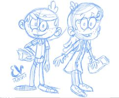 TLH - LnLy - Both Genders by Thuledrawer09