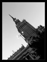 Palace of Culture and Sience. by artwebbo