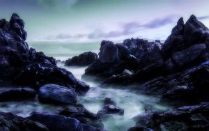 This Rocky Coast 4 by welshdragon