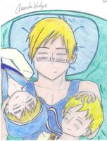 Sweden+Finland+Sealand+Nap=CUTE =3 by Beautiful-BASSY-Kat