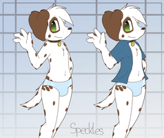 Speckles '12 by CloudyPaws54