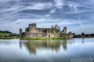Caerphilly - I by Summerly