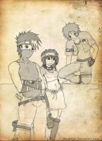 Uchiha Kids by PunkXgal