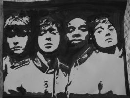 The Libertines by r0cKin-LadY