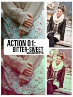 Action Bitter-Sweet by WakeUpWithoutYou