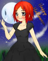 ::Ruby Gloom:: Halloween by Kayami92