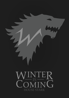 Winter is Coming by sylar399