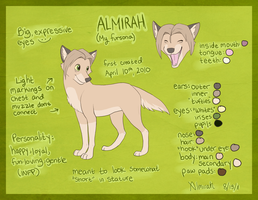 Almirah Reference 2.0 by Almirah