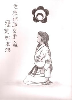 Seido Karate Meditation by szatan
