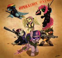 Operation Oatmeal - No BGM by kta1540