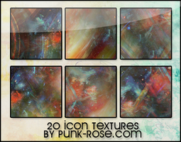 icon textures 01 by mayrarose