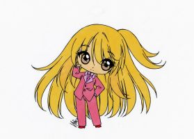 Lacie Colored by Maiko-Girl