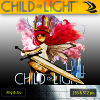 Child Of Light ICON by RajivCR7
