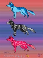 Point adoptables :OPEN: by Afna2ooo