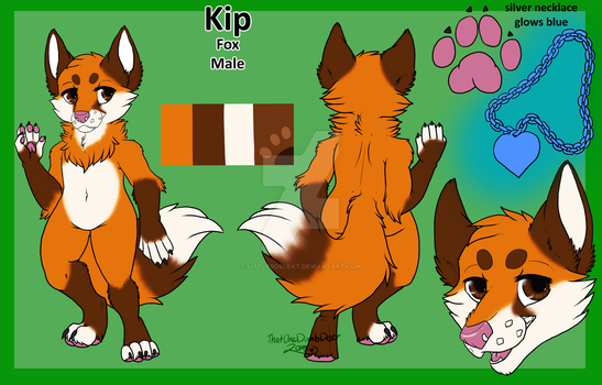 Crackle.S Reference Sheet by LittleBoBleat