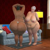 BBW_The Mulata's Hump by Rendermojo