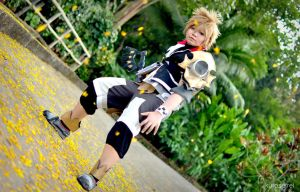 Kingdom Hearts Birth by Sleep: Ventus by KuroSeirei