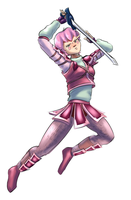 Aelita by Luxarman