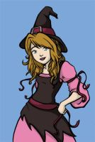 Teen Witch by Blenia