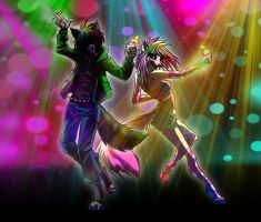 Party Rocking. by SodaButtles
