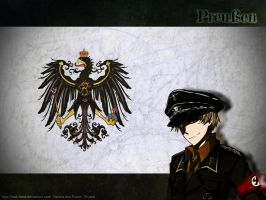 Request - Prussia wallpaper by Didi-hime