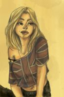 Rose Tyler by blackpearl9925